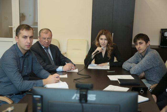 Ученые КБГУ и СПБПУ обсудили вопросы сотрудничества