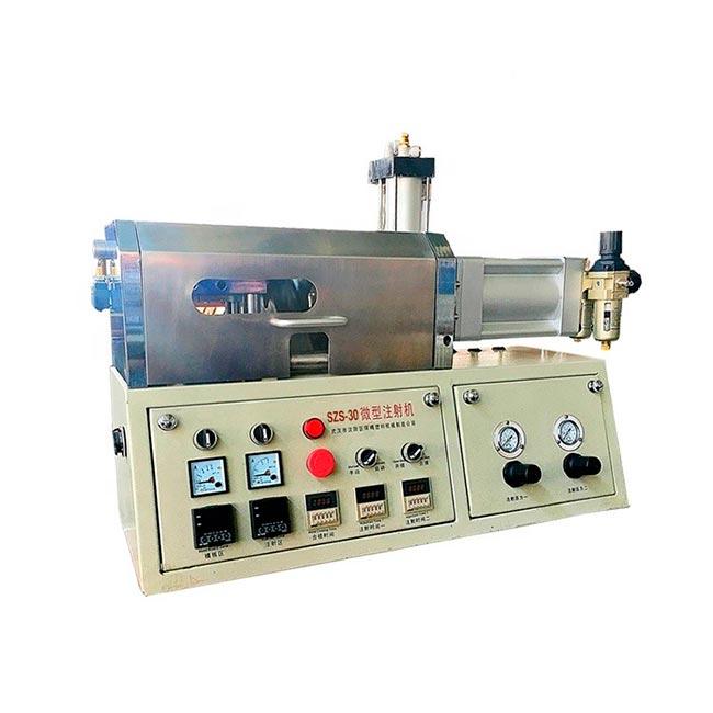Инжекционно-литьевая машина (термопластавтомат) HAITAI SZS-20