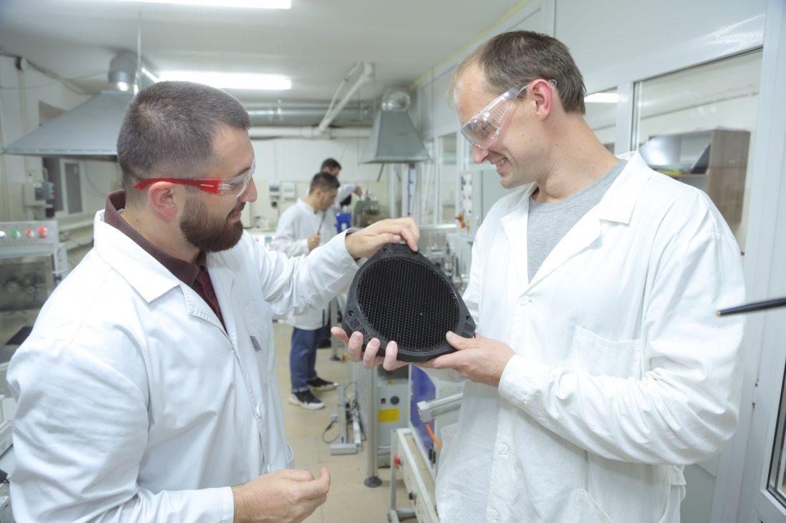 Консорциум ученых центра прогрессивных материалов и аддитивных технологий КбГУ и СПБПУ принес первые плоды