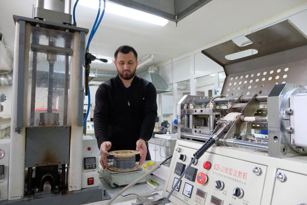 Крепче титана. В Кабардино-Балкарии разработали уникальные полимеры для космической и медицинской промышленности