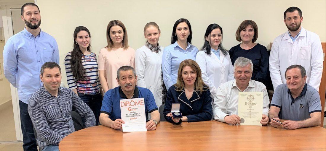 Разработки Центра прогрессивных материалов и аддитивных технологий КБГУ получили достойную оценку в Швейцарии