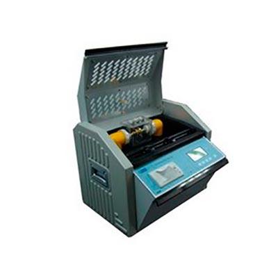 Прибор для определения диэлектрической прочности материала. SG7808 OIL DIELECTRIC