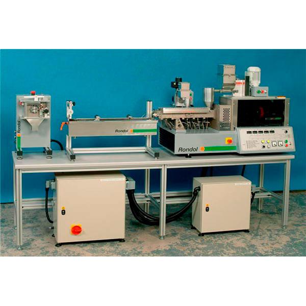 Настольный двухшнековый микроэкструдер Twin Tech Screw 10 mm